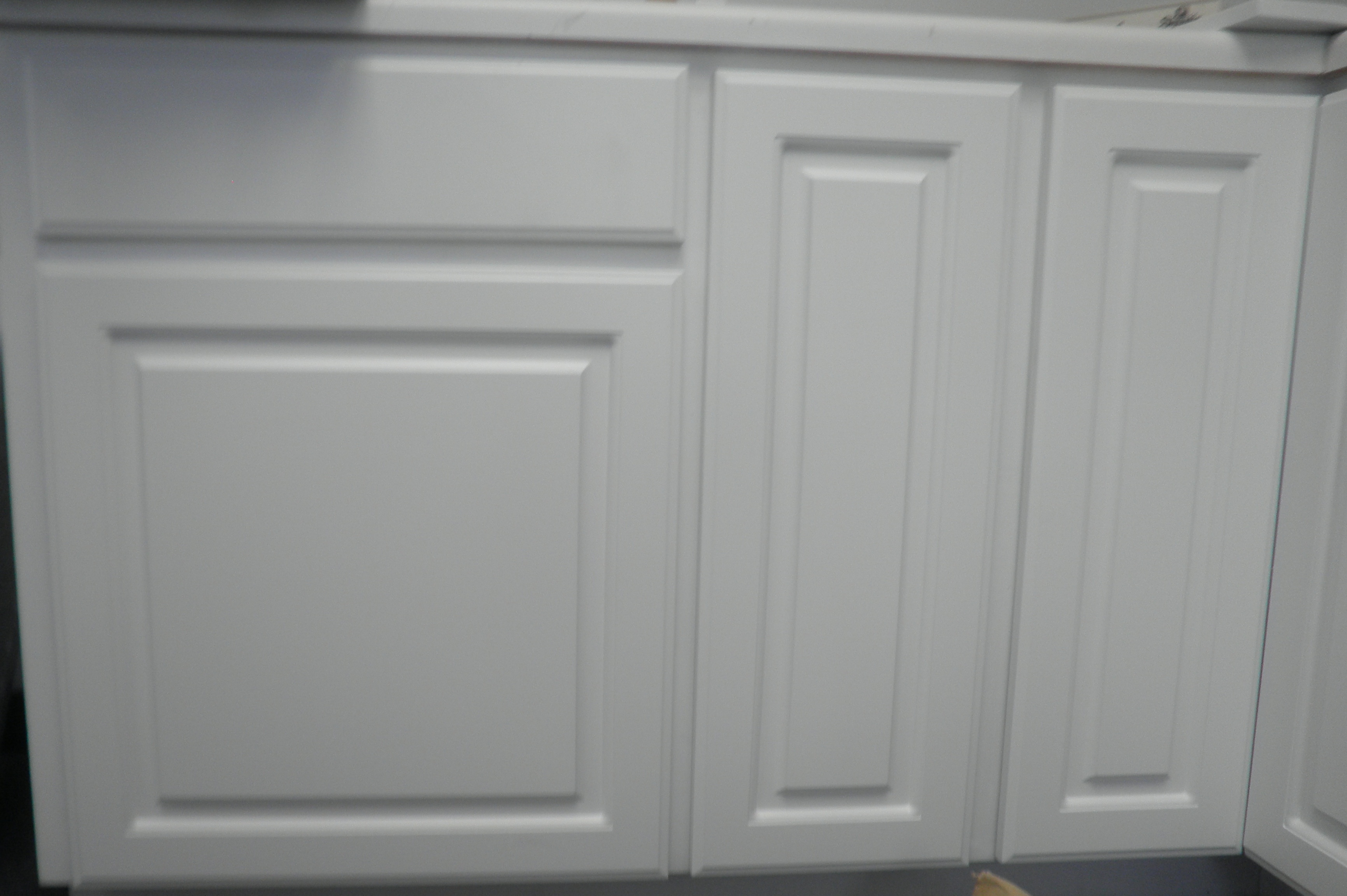 MDF Cabinet Doors | Carolina Blind & Shutter Inc.