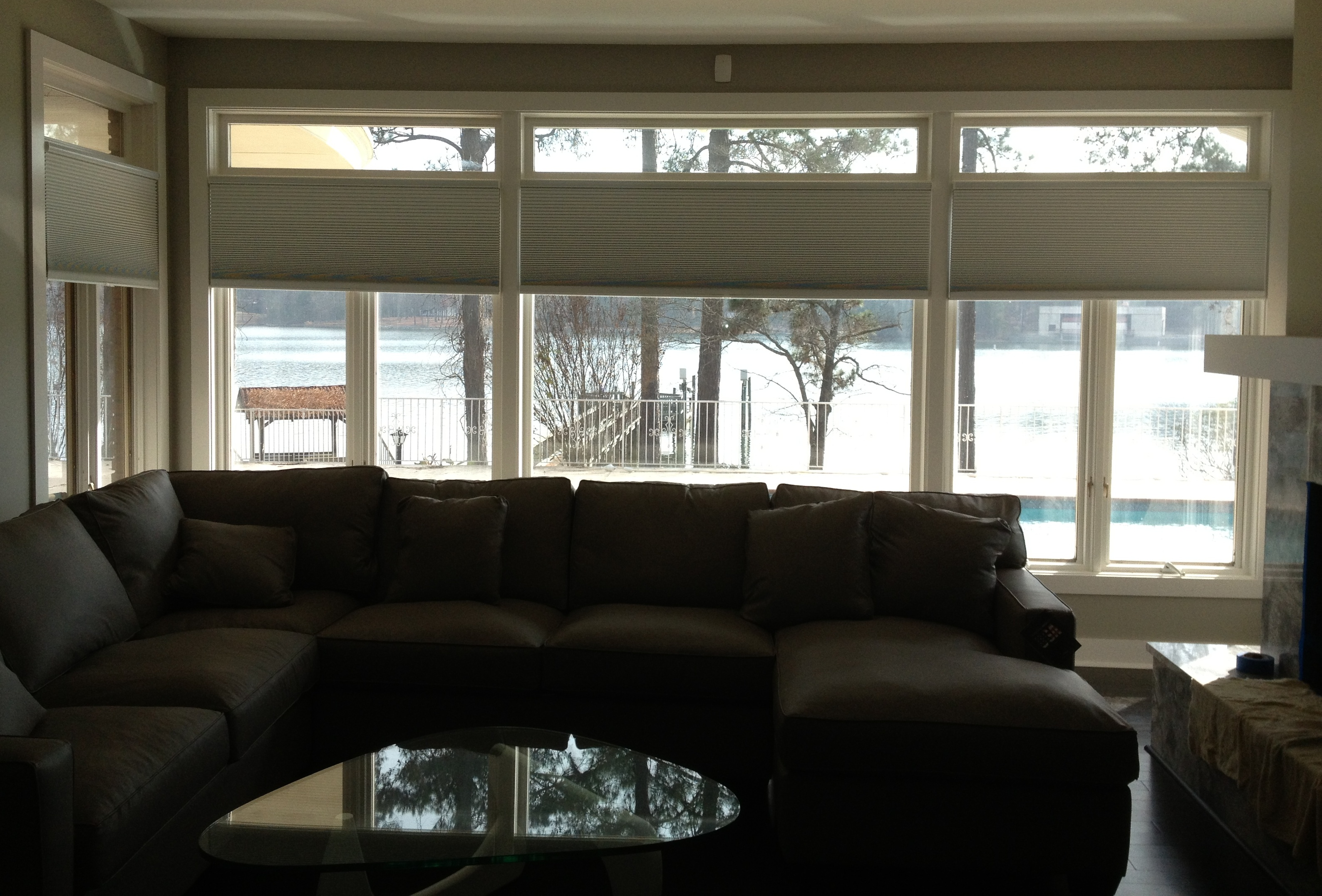 blinds darkening mini room design throughout shades honeycomb lowes charming interior