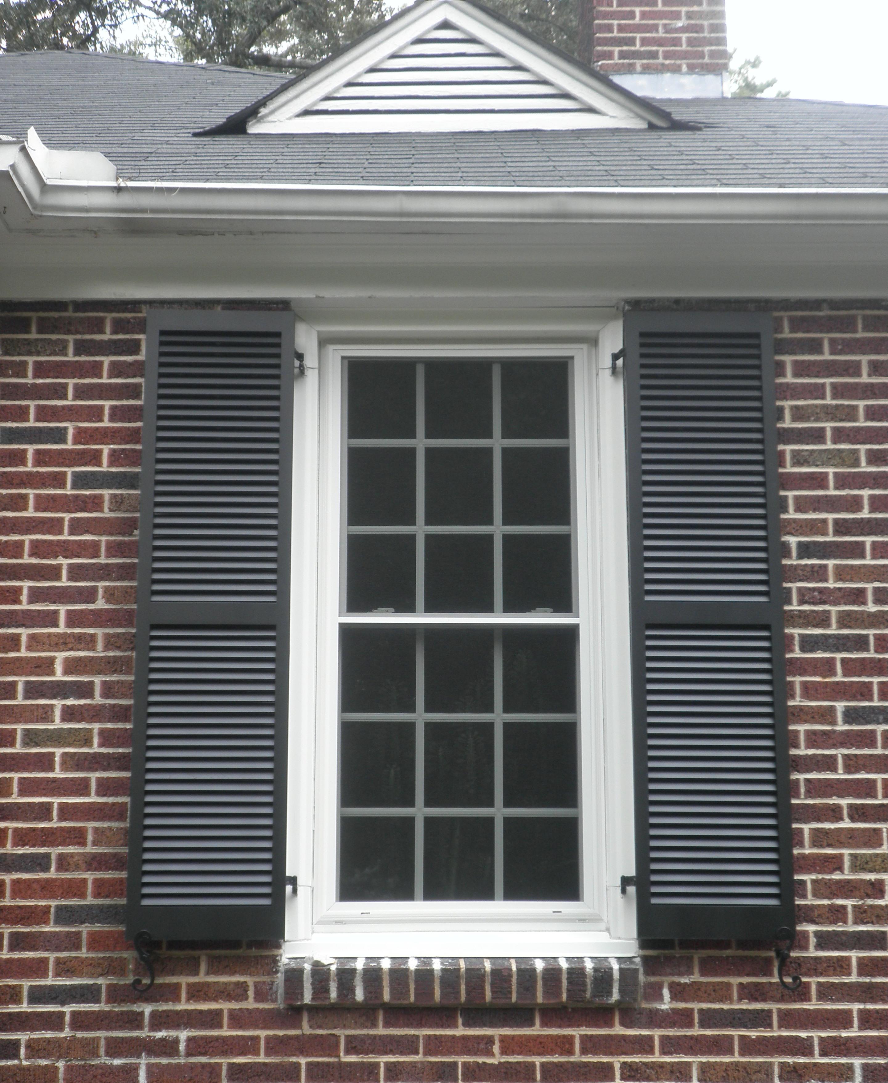 exterior shutters carolina blind shutter inc